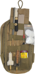 Coyote Pouch & Coated Rods for .223 Cal. / 5.56mm